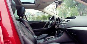 Bán Mazda 3 S 1.6 AT đời 2013, màu đỏ, xe gia đình giá 445 triệu tại Thái Nguyên