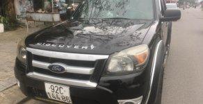 Cần bán Ford Ranger sản xuất 2010, màu đen, nhập khẩu Thái  giá 285 triệu tại Quảng Nam