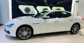 Cần bán Maserati Ghibli 3.0 V6 năm sản xuất 2016, màu trắng, xe nhập giá 5 tỷ 300 tr tại Tp.HCM