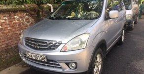 Cần bán gấp Mitsubishi Zinger GLS 2.4 MT năm sản xuất 2008, màu bạc xe gia đình giá 265 triệu tại Hà Nội
