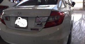 Cần bán lại xe Honda Civic 2.0 AT sản xuất 2013, màu trắng, giá 520tr giá 520 triệu tại Vĩnh Phúc
