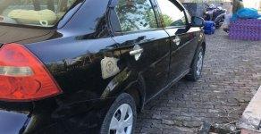 Bán Daewoo Gentra SX 1.5 MT sản xuất năm 2011, màu đen, số sàn giá 236 triệu tại Long An