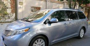 Cần bán gấp Toyota Sienna Limited 2010, màu xám, xe nhập chính hãng giá 1 tỷ 675 tr tại Tp.HCM