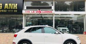 Cần bán Audi Q3 2.0 đời 2016, màu trắng, nhập khẩu giá 1 tỷ 280 tr tại Hà Nội
