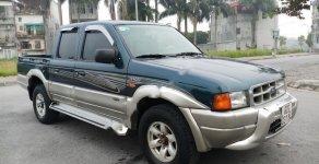 Cần bán gấp Ford Ranger XLT 4x4 MT đời 2002, màu xanh, giá tốt giá 145 triệu tại Hà Nội