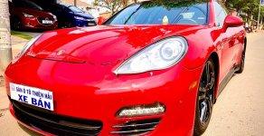 Bán Porsche Panamera Turbo S đời 2010, màu đỏ, nhập khẩu   giá 1 tỷ 590 tr tại Bình Dương