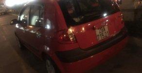 Bán Hyundai Getz 1.4 AT năm 2008, màu đỏ, nhập khẩu nguyên chiếc   giá 225 triệu tại Hà Nội