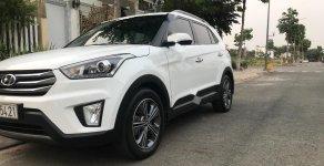 Bán ô tô Hyundai Creta 1.6AT năm 2015, màu trắng, nhập khẩu   giá 590 triệu tại Bình Dương