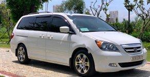 Cần bán Honda Odyssey Touring 3.5 AT năm sản xuất 2008, màu trắng, nhập khẩu giá 600 triệu tại Tp.HCM