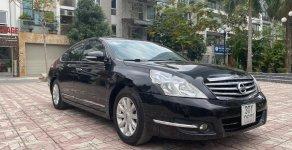 Bán Nissan Teana 2.0AT 2010, màu đen, xe nhập, giá 455tr giá 455 triệu tại Hà Nội
