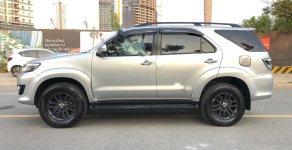 Cần bán lại xe Toyota Fortuner 2.5G đời 2016, màu bạc xe gia đình giá 799 triệu tại Tp.HCM
