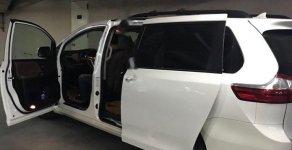 Cần bán Toyota Sienna 3.5L 2014, nhập khẩu nguyên chiếc chính chủ giá 2 tỷ 580 tr tại Hà Nội