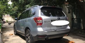 Cần bán lại xe Subaru Forester đời 2014, màu bạc, nhập khẩu nguyên chiếc chính hãng giá 870 triệu tại Tp.HCM