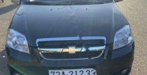 Bán Chevrolet Aveo 1.5 MT đời 2012, màu đen giá 208 triệu tại Bình Dương