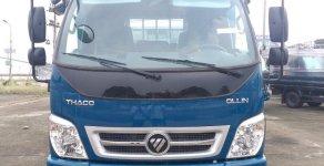 Bán nhanh chiếc xe Thaco Ollin 3.49 tấn  đời 2019, màu xanh lam - Giá cạnh tranh giá 323 triệu tại Hà Nội