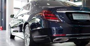 Xe sẵn tại kho - Giao ngay miễn phí, Mercedes-Benz Maybach S560, năm 2019, màu xanh lam giá 11 tỷ 99 tr tại Tp.HCM