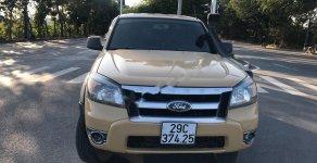 Cần bán Ford Ranger MT 4x4 sản xuất năm 2010, màu vàng, nhập khẩu, giá 315tr giá 315 triệu tại Hà Nội
