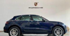Bán ô tô Porsche Macan năm sản xuất 2015, màu xanh lam, nhập khẩu chính hãng giá 2 tỷ 479 tr tại Hà Nội
