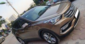 Bán ô tô Hyundai Santa Fe 2.2L 4WD đời 2016, màu nâu giá 979 triệu tại Hà Nội