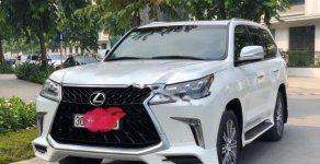 Bán ô tô Lexus LX 570 đời 2016, màu trắng, nhập khẩu như mới giá 6 tỷ 750 tr tại Hà Nội