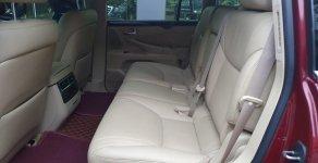 Bán Lexus LX 570 năm sản xuất 2010, màu đỏ, nhập khẩu giá 2 tỷ 650 tr tại Hà Nội