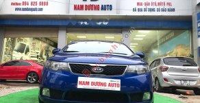 Bán ô tô Kia Cerato 1.6 AT sản xuất 2010, màu xanh lam, nhập khẩu giá 375 triệu tại Hà Nội