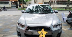 Bán Mitsubishi Outlander Sport 2.0 AT năm sản xuất 2015, màu bạc giá cạnh tranh giá 640 triệu tại Tp.HCM