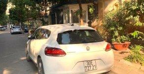 Bán Volkswagen Scirocco đời 2010, màu trắng, nhập khẩu nguyên chiếc, giá chỉ 420 triệu giá 420 triệu tại Hà Nội
