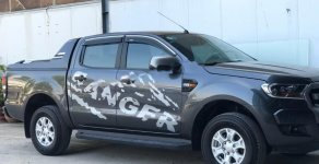 Cần bán xe Ford Ranger XLS 2.2L 4x2 AT đời 2016, màu xám, nhập khẩu nguyên chiếc  giá 560 triệu tại Tp.HCM