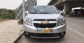 Bán Chevrolet Orlando LT sản xuất 2017, màu bạc số sàn giá 435 triệu tại Hà Nội