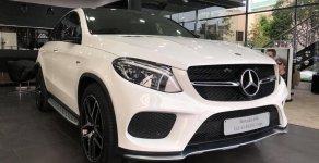 Bán nhanh chiếc xe Mercedes GLE 43 AMG 4Matic Coupe, sản xuất 2019, màu trắng, nhập khẩu nguyên chiếc giá 4 tỷ 559 tr tại Tp.HCM