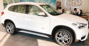 Ưu đãi giảm tiền mặt lên đến 200 triệu đồng khi mua chiếc xe BMW X1 2.0 Turbo, sản xuất 2019, màu trắng, nhập khẩu nguyên chiếc giá 1 tỷ 859 tr tại Tp.HCM