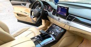 Cần bán lại xe Audi A8 L sản xuất 2012, màu đen, xe nhập giá 1 tỷ 680 tr tại Tp.HCM