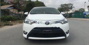 Bán xe Toyota Vios E MT đời 2016, màu trắng số sàn giá cạnh tranh giá 425 triệu tại Hà Nội