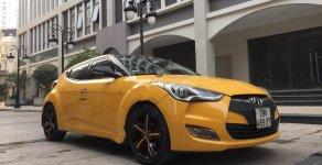 Bán Hyundai Veloster 1.6 AT năm 2012, màu vàng, xe nhập  giá 450 triệu tại Tp.HCM