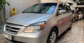 Bán ô tô Honda Odyssey EX-L 3.5 AT 2007, màu xám, nhập khẩu giá 500 triệu tại Tp.HCM