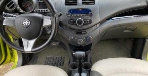 Bán Daewoo Matiz sản xuất năm 2010, màu xanh lam, nhập khẩu nguyên chiếc   giá 204 triệu tại Hà Nội
