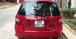 Cần bán gấp Honda Jazz 1.5AT sản xuất 2008, màu đỏ, nhập khẩu nguyên chiếc, giá 250tr giá 250 triệu tại Vĩnh Phúc