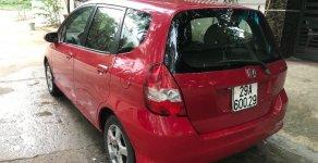 Cần bán gấp Honda Jazz 1.5AT đời 2008, màu đỏ, xe nhập, giá chỉ 260 triệu giá 260 triệu tại Vĩnh Phúc