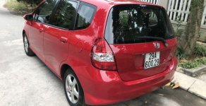 Cần bán lại xe Honda Jazz AT 2008, màu đỏ, nhập khẩu giá cạnh tranh giá 250 triệu tại Hà Nội
