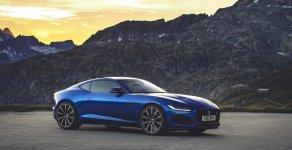 Mẫu xe thể thao hạng sang - Jaguar F Type đời 2017, màu xanh lam, nhập khẩu giá 6 tỷ 500 tr tại Hà Nội