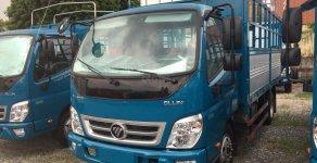 Xe kinh doanh vận tải - Thu hồi vốn nhanh, Thaco Ollin 720. E4 thùng bạt, 7 tấn, đời 2020, màu xanh lam giá 509 triệu tại Hà Nội