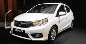 Bán nhanh chiếc Honda Brio G đời 2019, màu trắng. Sẵn sàng giao xe ngay và luôn tận nhà giá 418 triệu tại Bắc Giang