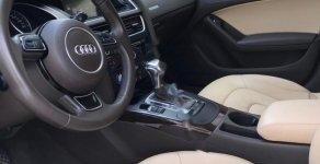 Bán Audi A5 năm 2014, màu đen, xe nhập số tự động giá 1 tỷ 150 tr tại Hà Nội