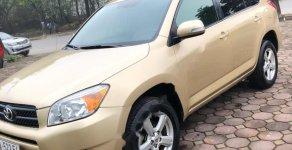 Cần bán xe Toyota RAV4 2.4 AT 2008, màu vàng, nhập khẩu  giá 390 triệu tại Hà Nội