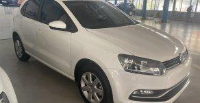 Bán ưu đãi cuối năm chiếc xe Volkswagen Polo Hatchback, sản xuất 2019, màu trắng, nhập khẩu nguyên chiếc giá 695 triệu tại Hà Nội