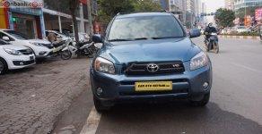 Cần bán Toyota RAV4 Limited 3.5 V6 sản xuất 2007, màu xanh lam, xe nhập giá 495 triệu tại Hà Nội