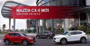 Giảm giá ưu đãi trước tết chiếc xe Mazda CX 5 Deluxe 2.0AT, sản xuất 2019, màu đỏ, có sẵn xe, giao nhanh trước tết giá 899 triệu tại Hải Phòng