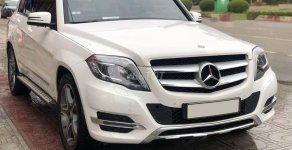Bán xe Mercedes GLK 220 CDi 4matic 2014, màu trắng, xe nhập giá 1 tỷ 150 tr tại Phú Thọ