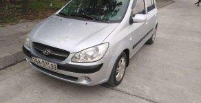 Cần bán gấp Hyundai Click MT 2009, màu bạc, nhập khẩu nguyên chiếc giá 160 triệu tại Hà Nội